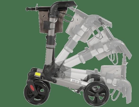 rollator technologie